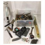 Large hand tool lot