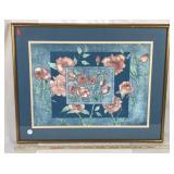 Rose Artwork - Framed Print
