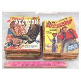 Vintage Western Pulp Magazines