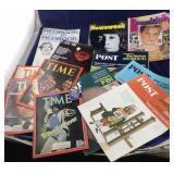 Almost 2 Dozen 60's and 70's Magazines in Good