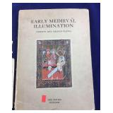 Book Called Early Medieval Illimination With