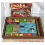 Vintage Electronic Project Kit