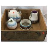 Southwestern Pottery & Wood Aveleda Case