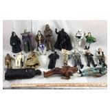 19 Star Wars Action Figures