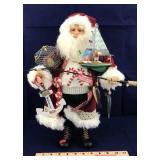 Maryland Decorated Santa Clause