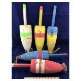 5 Nautical Floats