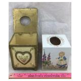 Tissue Box Case and Cover