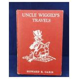 Old Uncle Wiggily's Travels Book From 1939