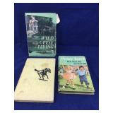 3 Children's Books From the 50's
