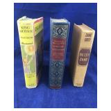 3 Young Readers Books From the 30's and 40's