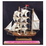 Model Ship - The Mayflower