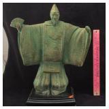 Green Oriental Figure