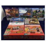 Buffalo 1000 Piece Puzzles
