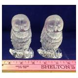 Waterford Crystal Owls