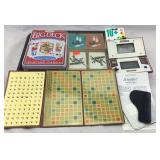 Playing Card Sets, Nintendo Game & Watch, Scrabble