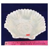 Vintage Imperial Glass Co. Milk Glass Bowl
