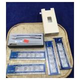 Boxed Cross Silver Chrome Pen and Pencil Set Plus