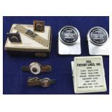 Vintage American Legion and VFW Jewelry and Big
