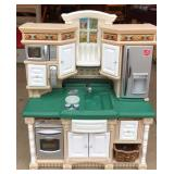 Child's Play Kitchen Set with Accessories