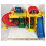 Fisher Price Little People Car Play Set
