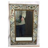 Decorative Beveled Mirror