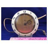 Vintage Art Deco Westclox Pittsfield Alarm Clock
