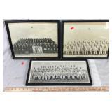 3 World War 2 Era Military Photograph Prints