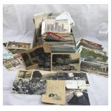 Large Lot of Vintage postcards
