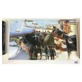 14 US Airforce 40th Anniversary Posters