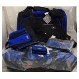 New Men's flags luggage travel set