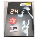 """DVD set """"24"""" Season 2"""