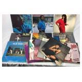 Assortment of 33 RPM Vinyl Records