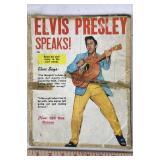 Elvis Presley copyright 1956 Magazine