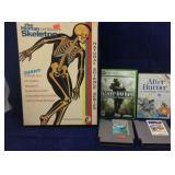 Human Skeleton Kit & Video Games