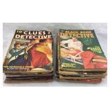 Vintage Detective Pulp Magazines
