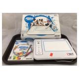 Wii U Draw Studio Game tablet