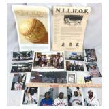Negro Baseball League Photographs and More