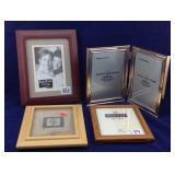 4 new photo frames