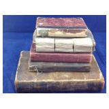 5 Antique Books