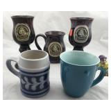 Souvenir Mugs From Maryland Renaissance