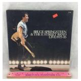 Bruce Springsteen Live - 5 Disc Vinyl Set