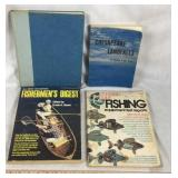 Vintage Fishing Books