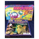 Mummy Art & History Kit and Rebound Game