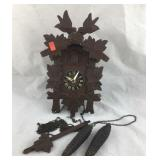 Small German Cuckoo Clock