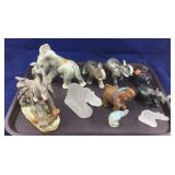 Elephant figurine Collection