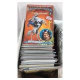 Comic Book Assortment circa 2000s