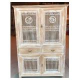 Hardwood Indonesian Cabinet