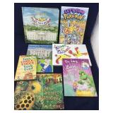 Box of Nice Hard and Soft Back Childrens Books