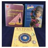 Information Books on Barbie, Celebrity Dolls and