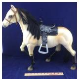 Battat Buckskin Quarter Play Horse